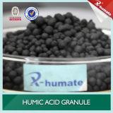 アミノ酸の有機物酸の混合物の粒状肥料
