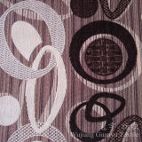 Decoratieve Chenille 100% Stof van de Jacquard van de Polyester