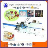 Trayedの野菜収縮包装機械