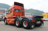 يشمّ حجر غمار طويلة/طويلا/طويلا رئيسيّة [فو] /Jiefang [420هب] [6إكس4] جرار شاحنة رأس جرار شاحنة