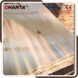 Chantaからの1.0mm 1.2mm 1.4mm 1.6mm 1.8mmのポプラのコア表面ベニヤ