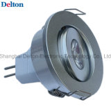 proyector redondo de 1W Dimmable LED (DT-SD-017)