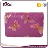 Бумажники Fani напечатанные бабочкой причудливый для женщин, повелительницы Портмона способа для монеток