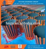 Cestino di cementazione del cemento degli accessori del giacimento di petrolio