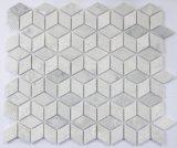 3D大理石のモザイク