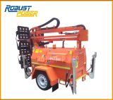 torretta chiara di potere del diesel di 9m