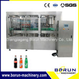 Embotellado y Sealing Machine Company del agua chispeante en China