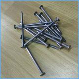 Made in China pulido clavo de hierro común para la construcción