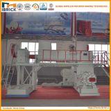 Nuova macchina per fabbricare i mattoni del fuoco dell'argilla rossa della fabbrica del mattone