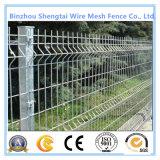 Frontière de sécurité personnalisée de maille galvanisée par taille de fil d'acier pour le jardin