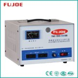 Регулятор напряжения тока AC высокой точности SVC-1000va автоматический трехфазный