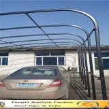 Puder Coating u. Pre Galvanized Pipe für Greenhouse Construction