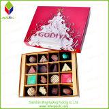 Contenitore di carta impaccante di regalo del cioccolato con il Bowknot