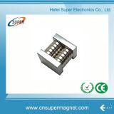 China sinterte starken Platten-Neodym-Eisen-Bor-Magneten