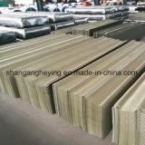 Laminatoio diretto galvanizzato ondulato dell'acciaio dell'acciaio Roofing/Gi Roofing/PPGL/Roofing