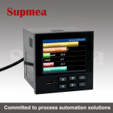 Registrazione di dati dell'acquisizione dei dati della superficie del registratore di temperatura di pressione del registratore del registratore automatico di dati dei fornitori del registratore automatico di dati delle unità del registratore automatico di dati RS485