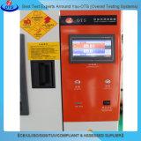 Condutture di prova o camera climatica ambientale calda e fredda di vetro dell'apparecchiatura di collaudo