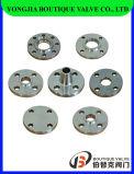 ASTM A182f304 Kugelventil-Flansch