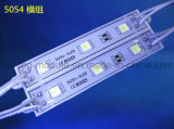 Módulo emitindo-se opcional do diodo emissor de luz da cor DC12V para a caixa leve