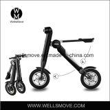 """""""trotinette"""" elétrico de pouco peso Foldable de duas rodas mini para o adulto"""