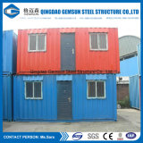 容器かSandwich Panel、Container MaterialおよびKiosk、Villa、Booth、House、Hotel、Toilet、Shop、Office Use Container House
