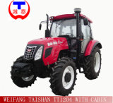 120HP 4WD Large Farm Tractor avec Highquality Factory