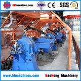 Tipo alambre del salto/del arqueamiento del cable que hace la máquina para el proceso de encalladura