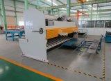 Elevador de carga hidráulico con sala de máquinas