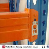 Racking d'acciaio della mensola di memoria del magazzino del pallet resistente