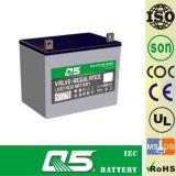 12V90AH, pode personalizar 12V85AH; 12V100AH; Bateria da potência do armazenamento; UPS; CPS; EPS; ECO; Bateria do AGM do Profundo-Ciclo; Bateria de VRLA; Bateria acidificada ao chumbo selada, armazenamento de energia