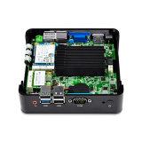 PC de Quarte-Faisceau d'Intel Celeron mini avec quatre ports série (JFTC190CS02)