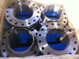 Flange do aço de carbono de Cl300 Wn RF