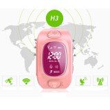 Het hete Verkopende GPS van Jonge geitjes Horloge van de Drijver met Positie Tirple