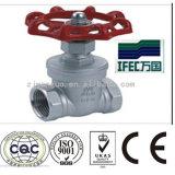 Санитарная запорная заслонка нержавеющей стали (IFEC-GV100001)