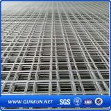 Treillis métallique soudé utilisé dans la construction