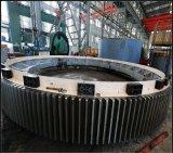 Máquina de pulido del molino de bola para la planta de tratamiento del mineral del oro
