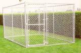 Perrera doble grande del perro de las ventas calientes al aire libre con las secciones de la corrida del acoplamiento