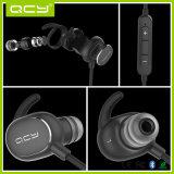 Auricular del deporte de la manera Qy19 en deporte sin hilos del auricular del oído