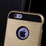 New Popular híbrido Magro Armadura do telemóvel para o iPhone 5 6 6s Além disso,