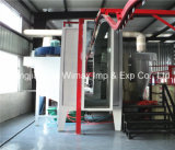 Máquina de capa del polvo del shell del aire acondicionado