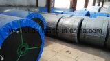Correia transportadora de borracha resistente de nylon do ácido/alcalóide