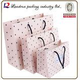 ペーパーショッピングギフト袋プリントペーパー・キャリアのパッキング袋(D203)