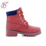 Приспособленная семьей работа деятельности безопасности впрыски детей малышей Boots ботинки для напольной работы (ВИНО SVWK-1609-042)