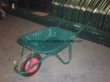Wheelbarrow com a única roda para Rússia (WB6438)