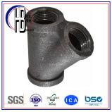 Сварка гнезда приспосабливая сталь углерода ASME 16.11 тройник боковой части 45 градусов