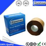 Resistencia ULTRAVIOLETA para cualquier estación de la buena de la adherencia del vinilo cinta superior eléctrica de la masilla