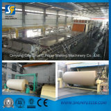 5-6 ton 1092mm Kraftpapier/Ambacht die de Machine van het Document maken die van de Machines van het Document wordt gemaakt Shunfu