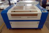 Máquina de grabado del laser del CNC con el tubo del laser del CO2