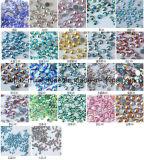 2018 la piedra caliente vendedora más nueva y caliente de Preciosa de la copia del Rhinestone del arreglo del grano de cristal del Ab del Topaz (TP-Topaz AB)