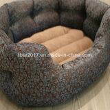공장 형식 디자인 개 고양이를 위한 호화스러운 애완 동물 소파 베드 OEM 침대